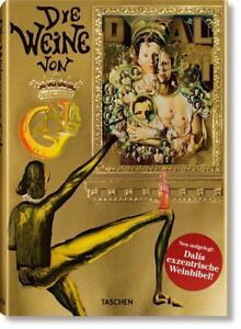 Dalí. Die Weine von Gala von Salvador Dalí (1978, Gebundene Ausgabe) - Hamburg, Deutschland - Dalí. Die Weine von Gala von Salvador Dalí (1978, Gebundene Ausgabe) - Hamburg, Deutschland