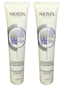 Nioxin - Thickening Gel 5.1 oz (Pack of 2)
