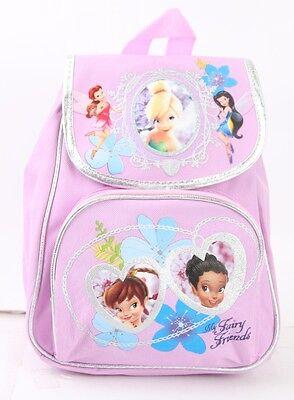 Tinker Bell Girls  10'' Small Backpack> Kids School Book Bag> Travel small - Tinker Girls