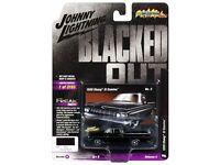 1959 Chevrolet El Camino  Black //Wood **RR** Johnny Lightning 1:64 NEU+OVP