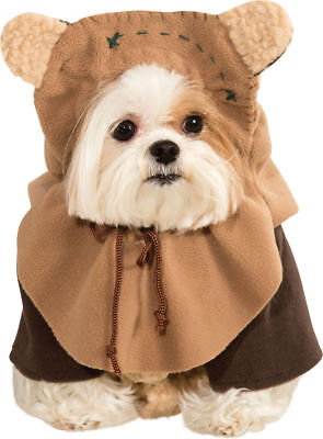 Morris Costumes Ewok Star Wars Halloween Pet Puppy Dog Pet Costume L. RU887854LG