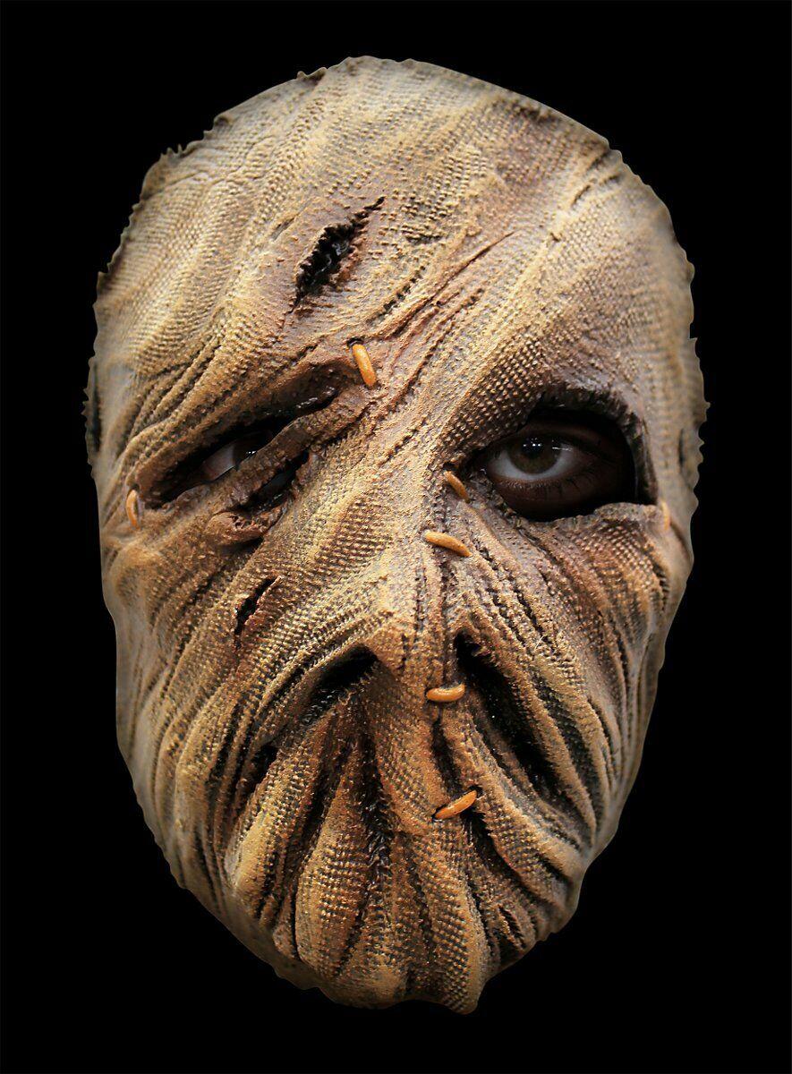 Einäugige Scheuche Maske des Grauens Halloween Horror Monster