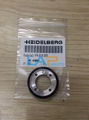 Qty1 For Heidelberg Printer Sm74xl75 Delivery Belt Positioning Wheel F4.614.555