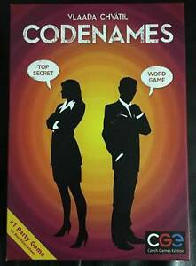 Codenames board game Annerley Brisbane South West Preview