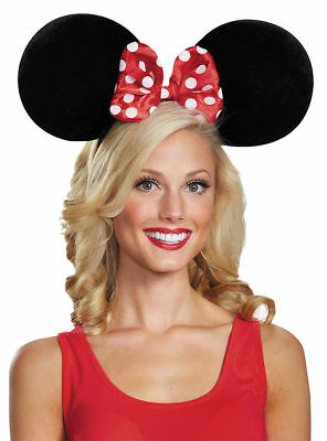 Morris Costumes Women's Minnie Mouse Accessories & Makeup One Size. DG95775 (Mouse Costume Accessories)