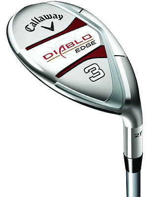 Callaway Golf Diablo Edge Hybrid Wood #4 (24*) Regular on Rummage