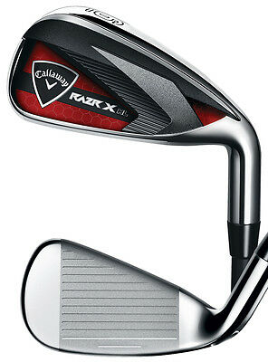 NEW Callaway Golf RAZR X HL Iron Set (5-PW) - Graphite Regular on Rummage