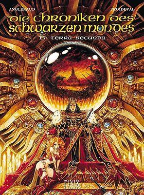 Die Chroniken des schwarzen Mondes 15  Hardcover  FINIX
