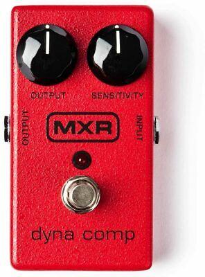 MXR DYNA COMP COMPRESSOR M102 Effect Pedal, Brand New
