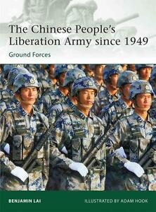Osprey Elite 194 Chinese People´s Liberation Army seit 1949 Volksbefreiungsarmee