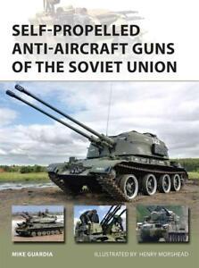 Osprey New Vanguard 222  Self-propelled Anti-Aircraft Guns of the Sovietunion