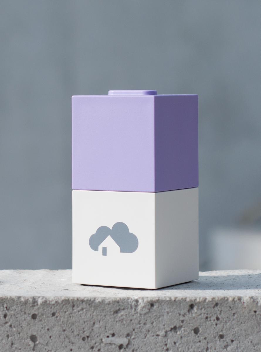 homee Bundle: Brain Cube + Z-Wave Cube