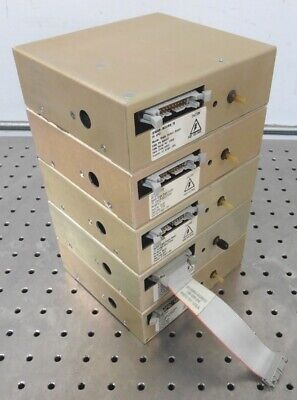 C157398 Lot 5 Agilent G1946-80058b Bipolar Single Output Power Supply Ms1017