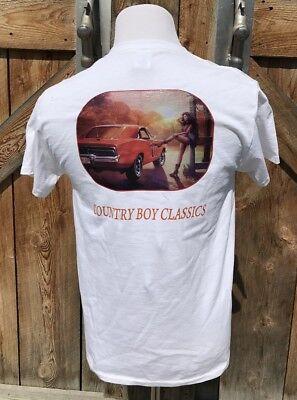Dukes of Hazard, General Lee, Daisy Duke,girl ,babe T shirt for sale  Enosburg Falls
