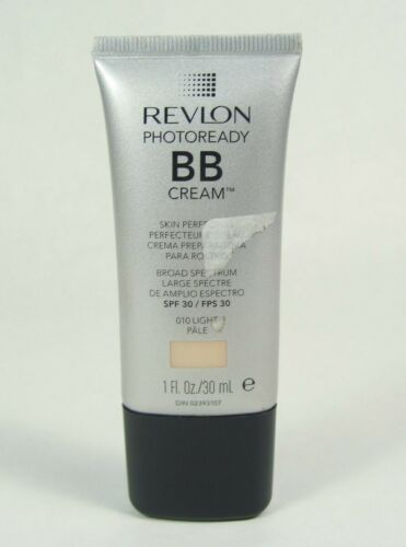 Revlon PhotoReady BB Skin Cream Perfector, Light, 1 Fluid Ou