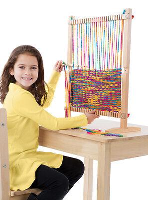 Melissa & Doug Multi- Craft Weaving Loom #9381 New Sealed