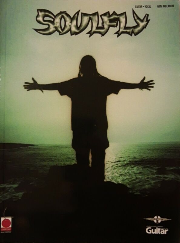 SOULFLY GUITAR TAB / TABLATURE / SELF TITLED / SOULFLY SONGBOOK / SEPULTURA