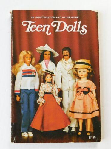 Rare Teen Dolls Book Identification Value Guide Patricia Smith 1977