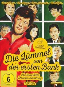 7 DVDs * DIE LÜMMEL VON DER ERSTEN BANK # NEU OVP /