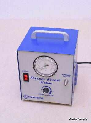 Stratagene Pressure Control Station Model Pressure Control Cat. No. 400343-00
