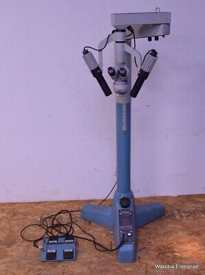 Jkh Weck Surgical Operating Microscope 111-537