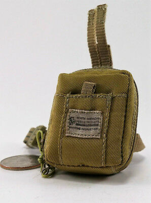DID Sean British SAS Bag 1//6 toys dragon B squadron Black Pouch G.I Joe