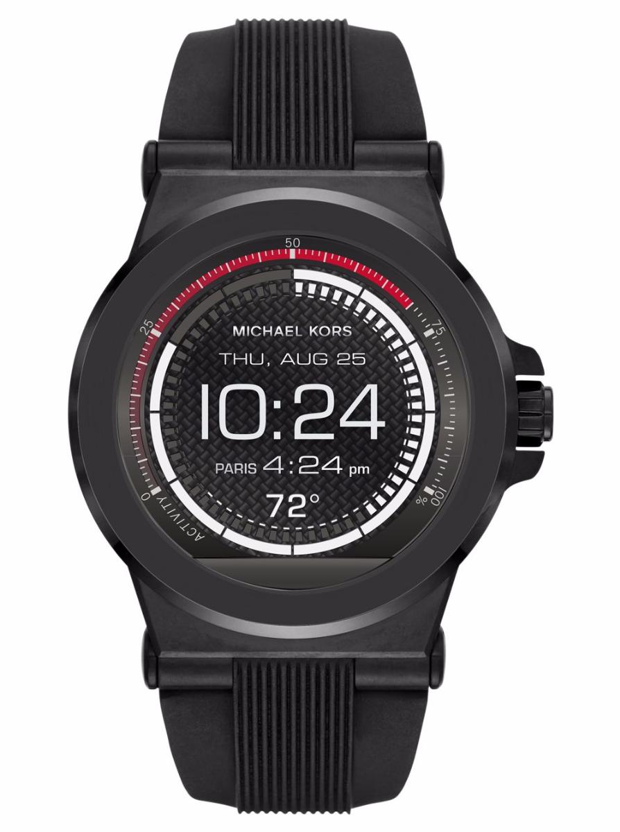 0cce9259b913 Michael Kors Dylan Access Black Touchscreen Smart Watch MKT5011 for sale  online