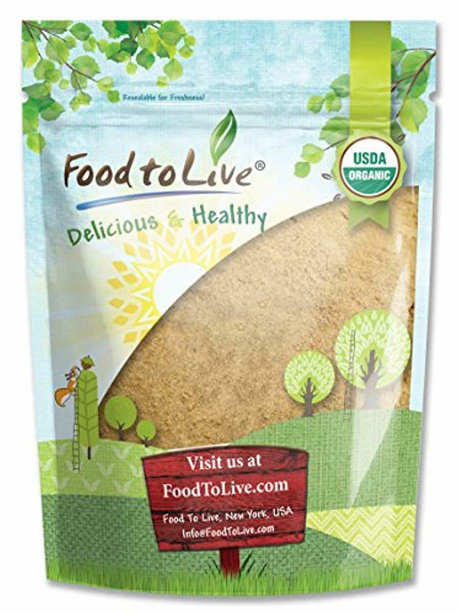 Maca Powder Organic Root 8 Ounces For Men Women Health Hormo