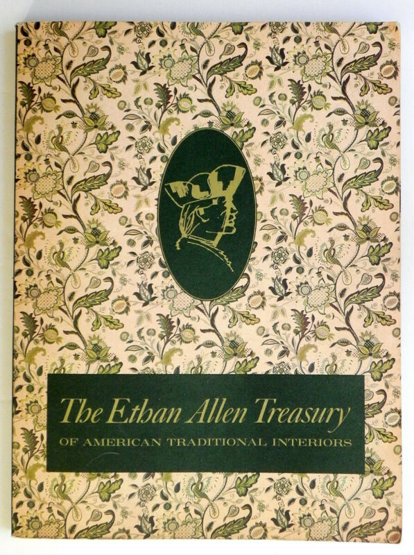 Ethan Allen Treasury Traditional American Interiors Classic Decorative Furniture