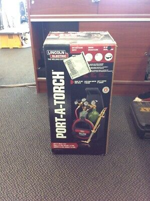 Lincoln Electric KH990 Port-A-Torch Portable Kit (LIN022841)
