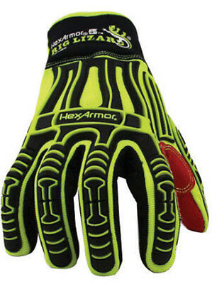 Hexarmor Rig Lizard 2021 Cut Resistant Work Glove Size Large-9