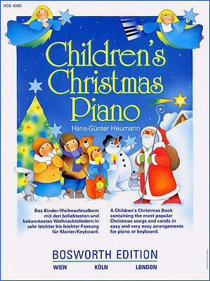 Children's Christmas Piano , SmileyBleistift, Bosworth - BOE4060 - 9783936026245