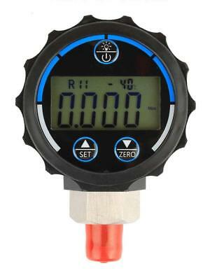 Eitech Pg-30 Digital Vacuum Pressure Gauge For Air And Compatible Gases