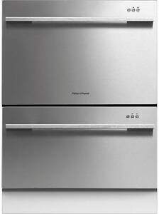 Fisher & Paykel 2 Drawer Dishwasher DD60DDFX7 Plympton Park Marion Area Preview