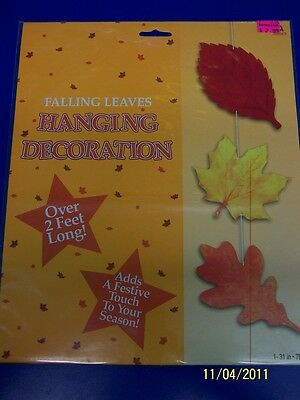 Falling Leaves Thanksgiving Fall Festival Autumn Party Hanging Decoration - Fall Festival Decorations
