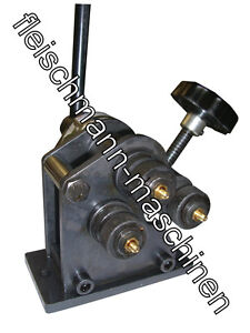 Holzmann Rundbiegemaschine RBM 3 Biegemaschine Rundbieger