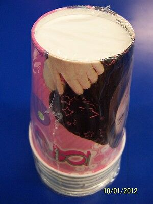 iCarly Carly Shay Nickelodeon TV Show Kids Birthday Party 9 oz. Paper Cups