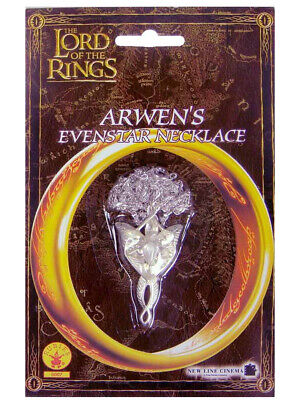 Lord of the Rings Arwen Evenstar Costume Charm Necklace](Arwen Lord Of The Rings Costume)