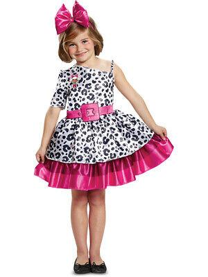 Diva Costumes For Girls (Girls LOL Surprise Diva Classic)