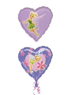 Folien-Luftballon TINKERBELL Herz