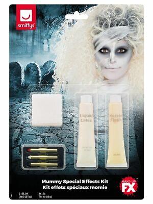 Make-Up Halloween Special Fx Mumie Gesicht Farben Kostüm Zubehör - Mumie Kostüm Zubehör