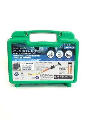 Spectroline Opk-40eze Fluorescent Leak Detection Kit Ml-rae Pbr034329