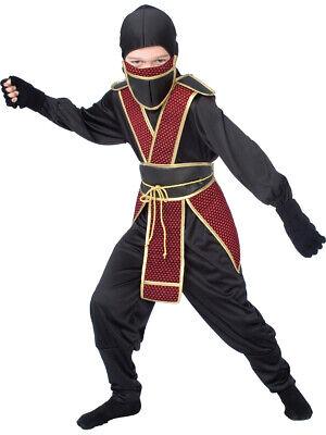 Samurai Ninja Warrior Classic Child's Costume](Baby Samurai Costume)