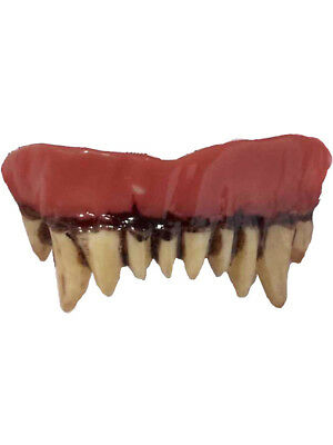 Adults Werewolf Wolf Monster Teeth Fangs Costume Accessory - Teeth Fangs