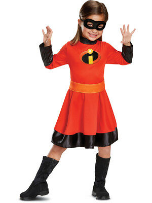 The Incredible Costume (Girls The Incredibles 2 Violet Toddler)