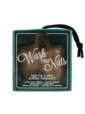 Hello Handsome Wash Your Nuts Soap on a Rope Mens Gift