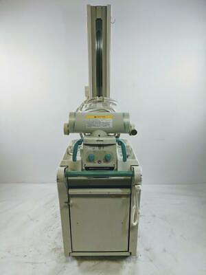 Shimadzu Mobileart Plus Mux-100h Portable X-ray Mobile Art
