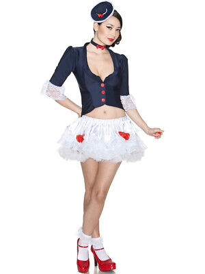 Spoon Full Of Sugar Sexy Costume X-Small Small (0-2) - Spoon Costume