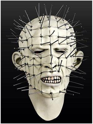Hellraiser Pinhead Maske Latex Karneval Halloween Film Pinhead Maske