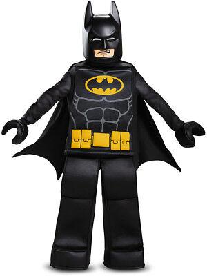 Child's Boys Prestige LEGO® Batman Movie Batman Costume (Child Batman Costumes)